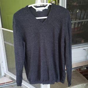 Calvin Klein Extra Fine Wool Sweater